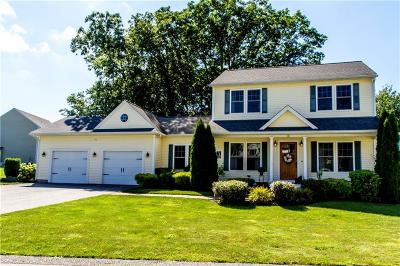 Exeter Single Family Home For Sale: 10 Scenic Way