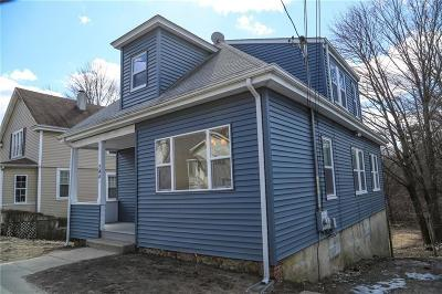 Providence Multi Family Home For Sale: 748 Manton Av