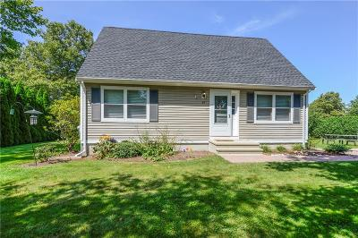 Middletown Single Family Home For Sale: 31 Debbie Rd