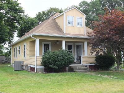 Warwick Single Family Home For Sale: 260 Palace Av