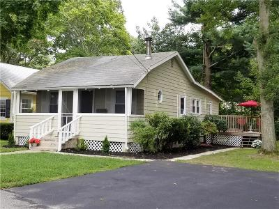 Warwick Single Family Home For Sale: 46 Glen Dr