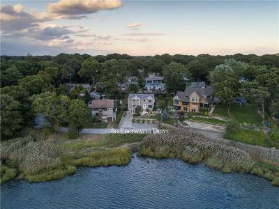 Warwick Single Family Home Active Under Contract: 80 Edgewater Drive