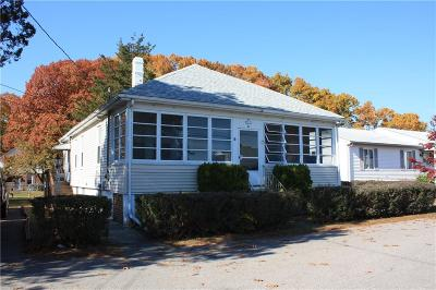 North Providence Single Family Home Act Und Contract: 9 Dodge St