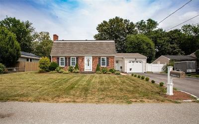 Bristol County Single Family Home For Sale: 18 Highview Av