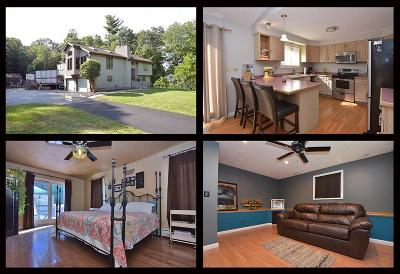 Providence County Single Family Home For Sale: 65 Lake Shore Dr