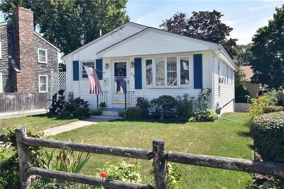 East Providence RI Single Family Home For Sale: $259,000