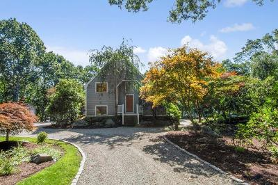 North Kingstown Single Family Home Active Under Contract: 1030 Gilbert Stuart Road
