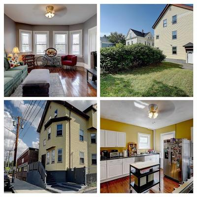 Providence Multi Family Home For Sale: 476 Smith St