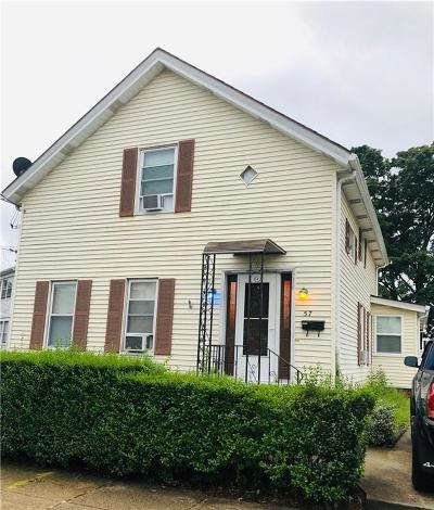 Pawtucket Single Family Home For Sale: 57 Gooding St