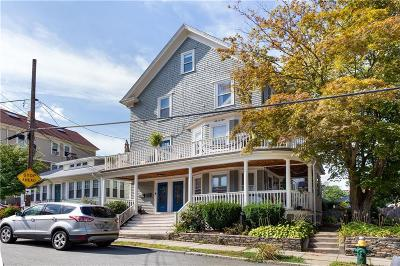 Providence County Condo/Townhouse For Sale: 72 Eleventh St, Unit#3 #3