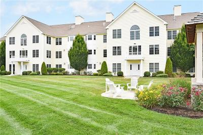 North Kingstown Condo/Townhouse For Sale: 45 Saw Mill Drive Drive #108