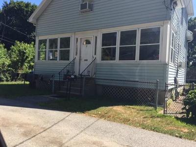 East Providence RI Single Family Home For Sale: $156,000