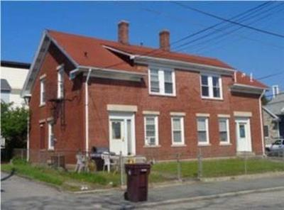 Providence County Multi Family Home For Sale: 730 Main St