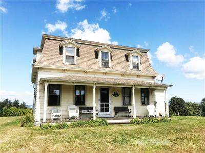 Block Island Single Family Home For Sale: 503 Old Town Road