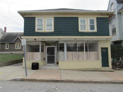 East Providence RI Multi Family Home For Sale: $266,900