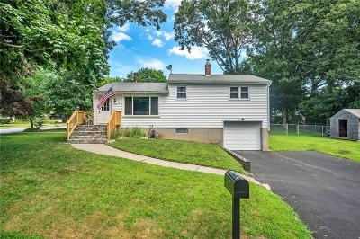 North Kingstown Single Family Home Active Under Contract: 102 Thelma Irene Drive