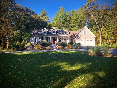 East Greenwich Single Family Home For Sale: 145 Tillinghast Road