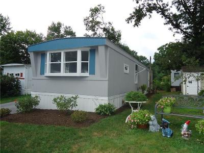 Coventry Single Family Home For Sale: 4 Lane Four Lane