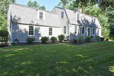 Exeter Single Family Home For Sale: 15 Liberty Church Road
