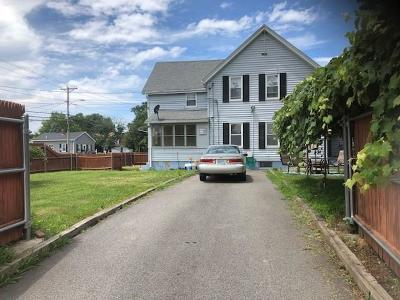 Pawtucket Multi Family Home For Sale: 574 Benefit St