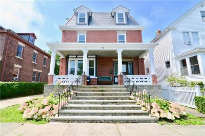 Newport Single Family Home For Sale: 5 Sylvan Street