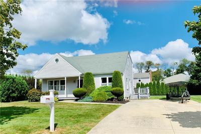 Bristol Single Family Home Active Under Contract: 4 Tina Court