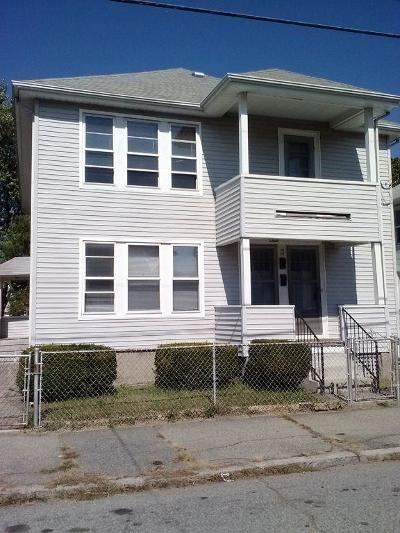 Pawtucket Multi Family Home For Sale: 184 Coyle Avenue