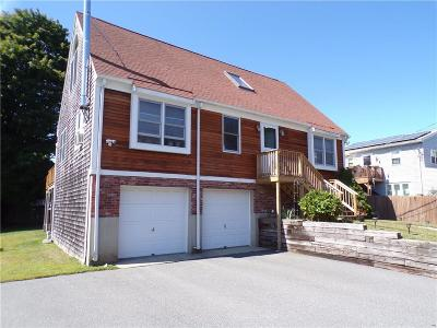 Portsmouth Single Family Home For Sale: 80 Cove Street