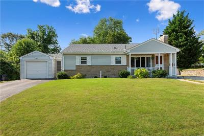 Cumberland Single Family Home Active Under Contract: 41 Valley View Drive