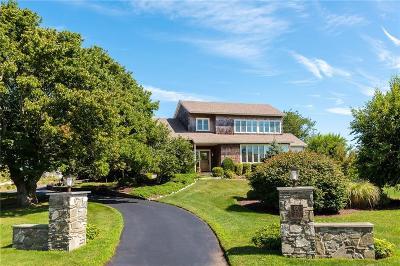 Narragansett Single Family Home For Sale: 60 Cliff Drive