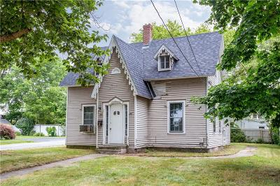 South Kingstown Single Family Home For Sale: 109 Columbia Street