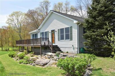 Foster Single Family Home For Sale: 110 South Killingly Road