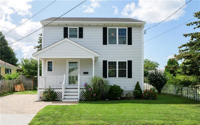Newport Single Family Home Active Under Contract: 44 Homer Street