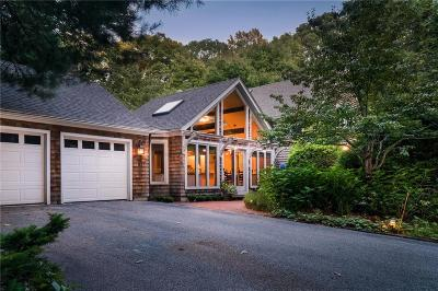 North Kingstown Single Family Home For Sale: 1 Spinney Lane