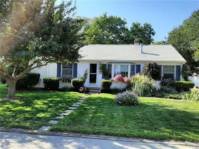North Kingstown Single Family Home Active Under Contract: 69 Concord Avenue