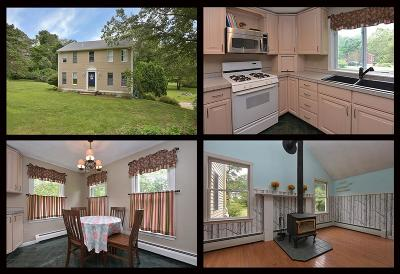 Glocester Single Family Home Active Under Contract: 13 Hopkins Road