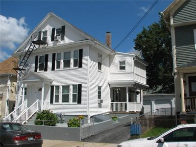 Central Falls Multi Family Home Active Under Contract: 17 Mary Street