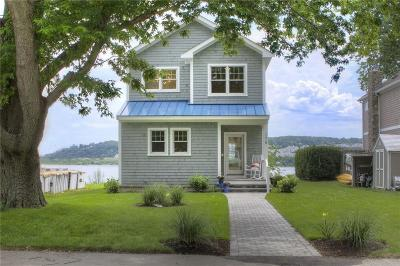 Portsmouth Single Family Home Active Under Contract: 175 Narragansett Boulevard