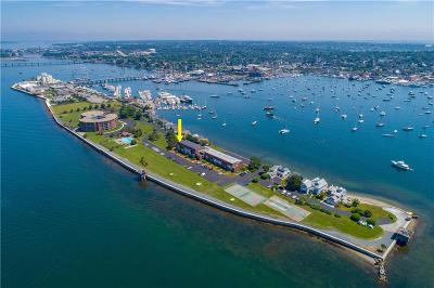 Newport Condo/Townhouse For Sale: 107 America Street