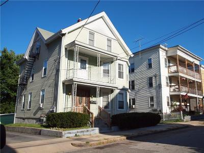 Woonsocket Multi Family Home For Sale: 45 First Avenue