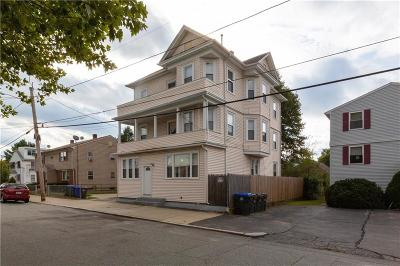 Providence Multi Family Home For Sale: 32 Seamans Street