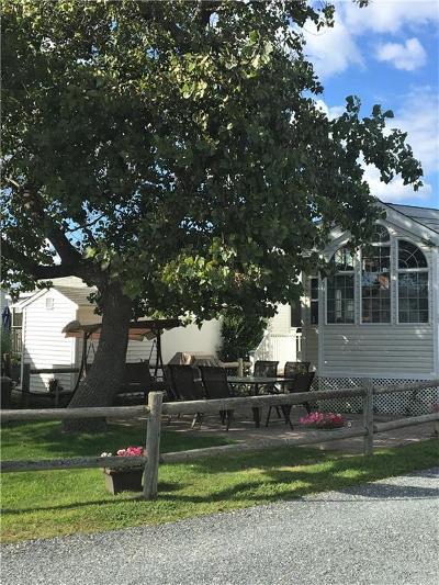 Narragansett Single Family Home For Sale: 1 Off Shore Road
