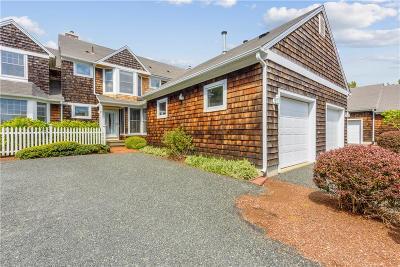 Narragansett Condo/Townhouse For Sale: 55 Fox Drive