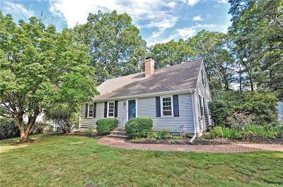 Attleboro Single Family Home For Sale: 58 Chapel Hill Drive