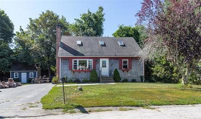 Portsmouth Single Family Home Active Under Contract: 39 Warcam Way