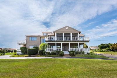 Narragansett Single Family Home For Sale: 85 North Cliff Drive
