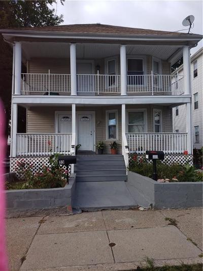 Pawtucket Multi Family Home For Sale: 31 Palm Street