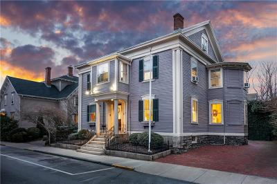 Newport Single Family Home Active Under Contract: 86 Spring Street