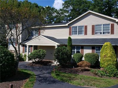 West Warwick Condo/Townhouse For Sale: 12 Scenic Drive
