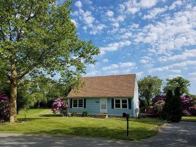 Middletown Single Family Home Active Under Contract: 131 Busher Drive